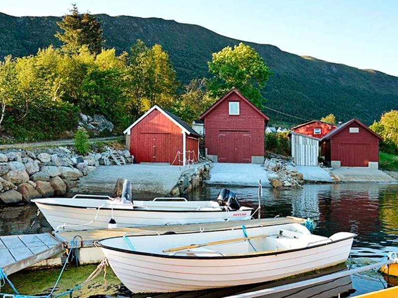 Umgebung von Ferienhaus No. 94069 in Fiskå