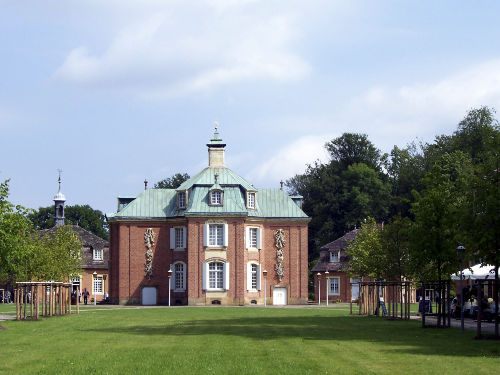 Schloss Clemenswerth in S�gel
