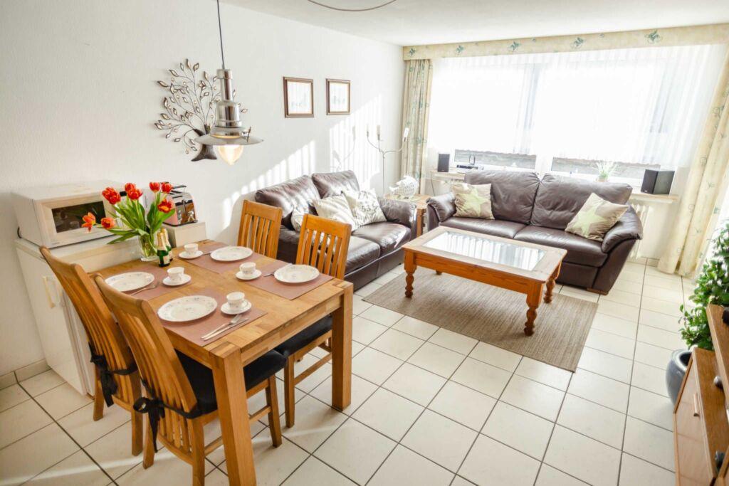 Appartement 2, Holsteinhaus Westerland - Sylt, Fer