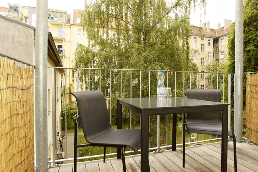 Komfortables 1 Zimmerapartment 44 m² mit Balkon in