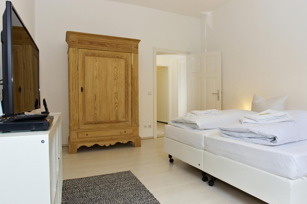 Komfortables 1 Zimmerapartment 44 m� mit Balkon in