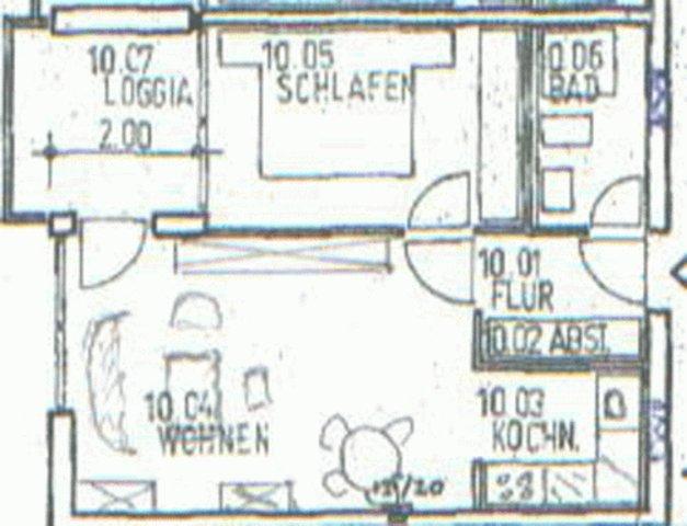 Haus am Kirchenweg, Wohnung 10