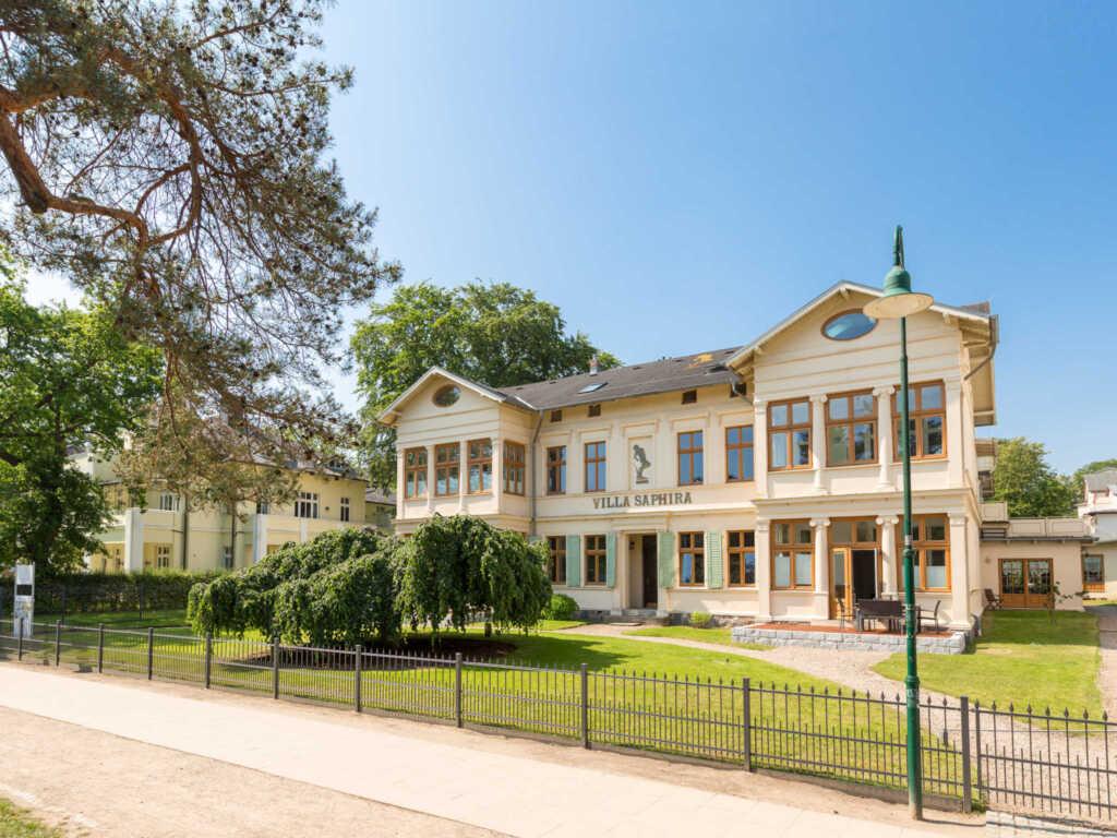 Villa Saphira, Saphira 1