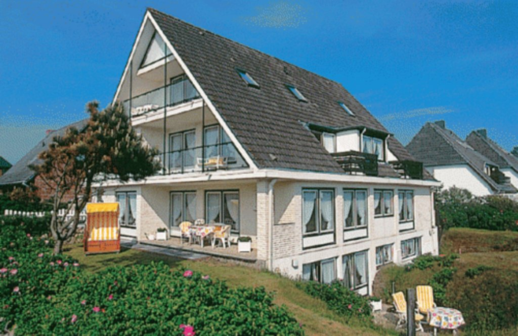 Haus Weissenburg, Garten Ost