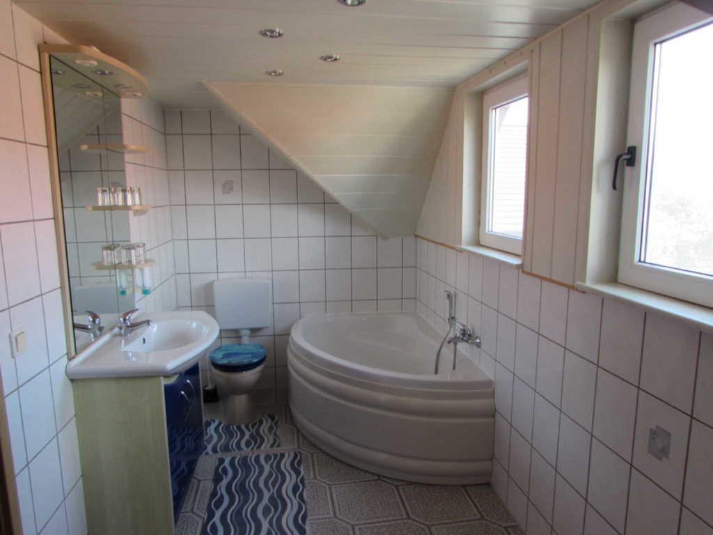 Ferienwohnung mit Boot + Radlerzimmer (Zimmermann)