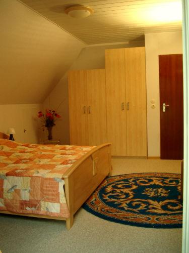 Schlafzimmer - andere Ansicht