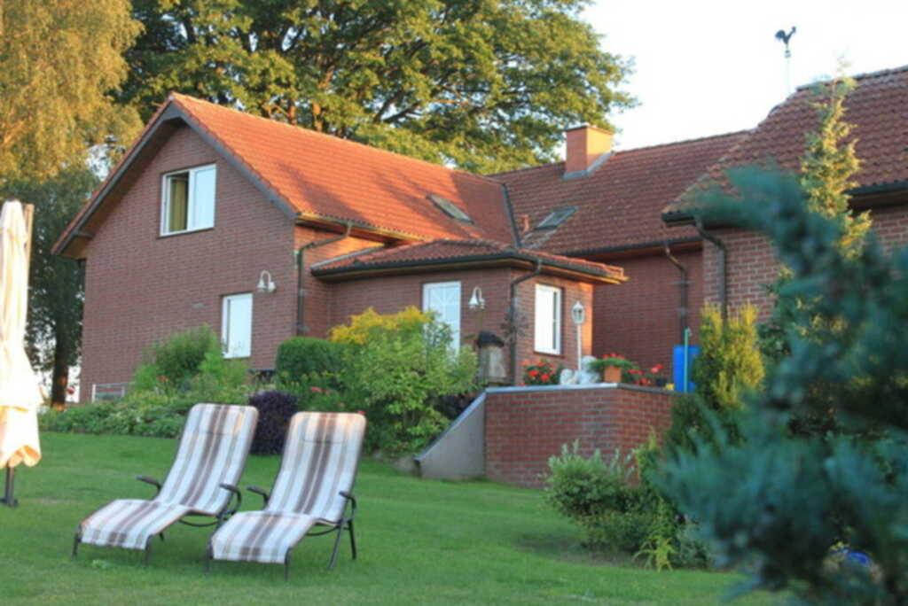 Ferienwohnungen direkt an der Havel-Wasser-Straße