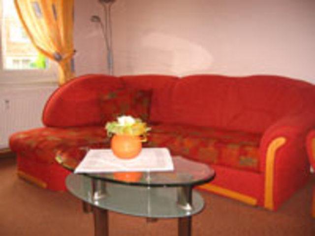 Gästewohnungen in einem Mehrfamilienhaus (Wobau),