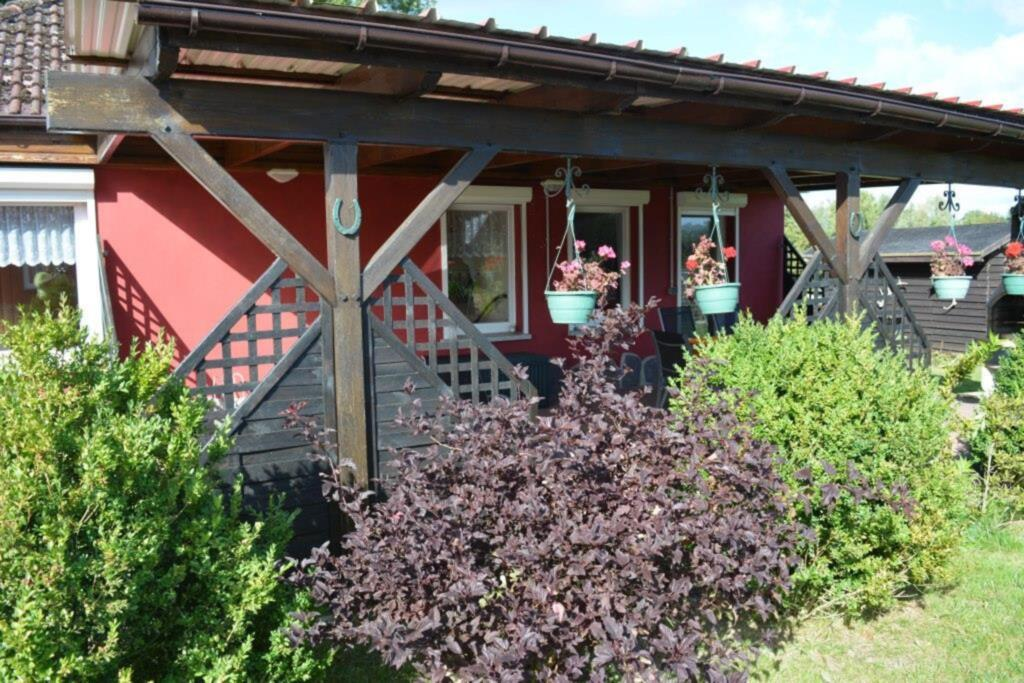 Ferienhaus in Strasen (Kuntsche), Ferienhaus 1 in