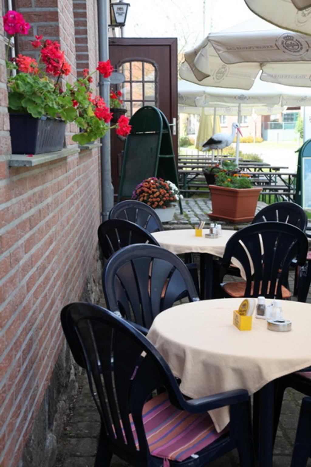 Pension & Gasthof Storchennest (Schurat), Doppelzi