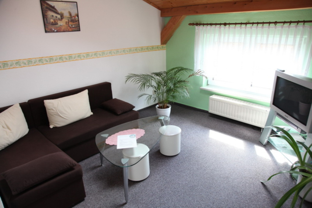 Pension & Gasthof Storchennest (Schurat), Suite Nr