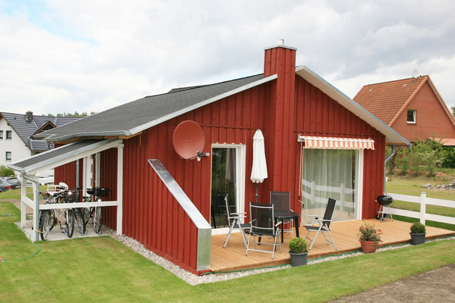 Drei-Seen-Haus (Speiser), Drei-Seen-Haus