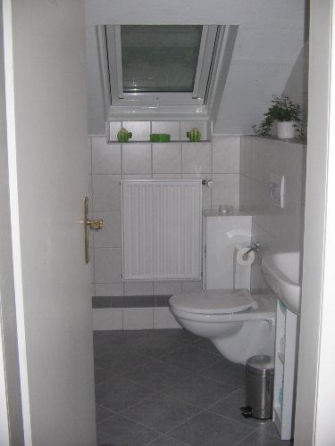 Badezimmer (Toilette)