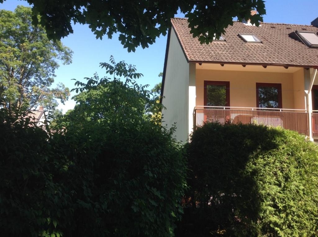 Ferienhaus Binosch, Reihenendhaus