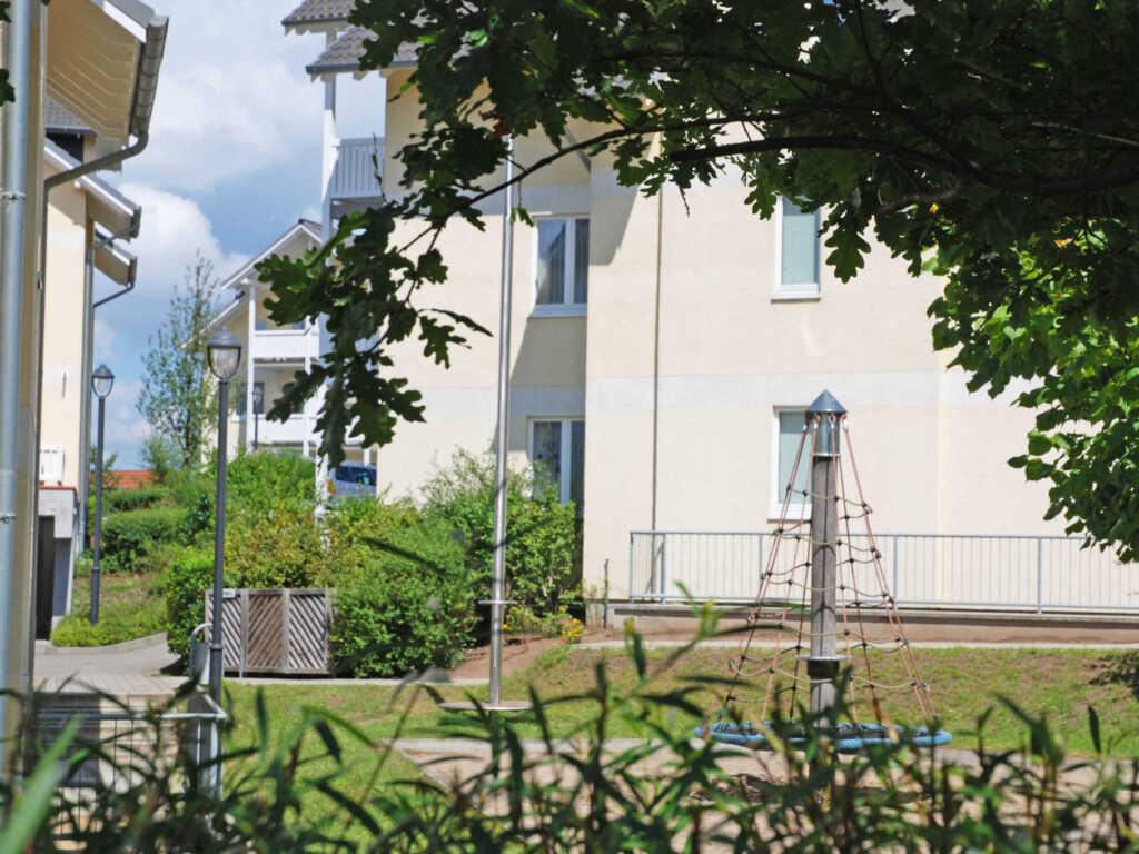 Wohnpark Stadt Hamburg F400 WG 45 im DG mit Balkon