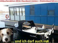 Hausboot Xanten + Elektroboot in Xanten - kleines Detailbild