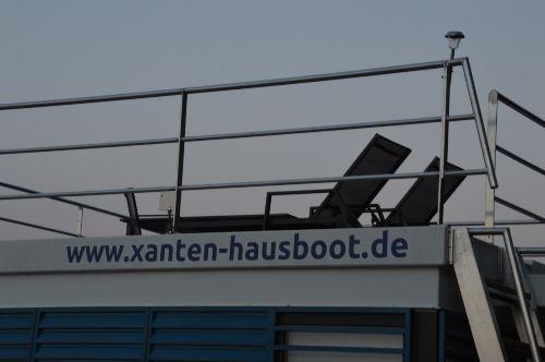 Aufgang zur Dachterrasse