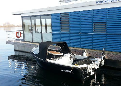 unser f�hrerscheinfreies Elektroboot