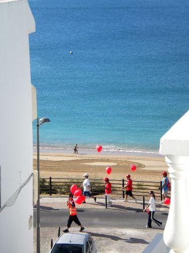 Ausblick auf die Promenade
