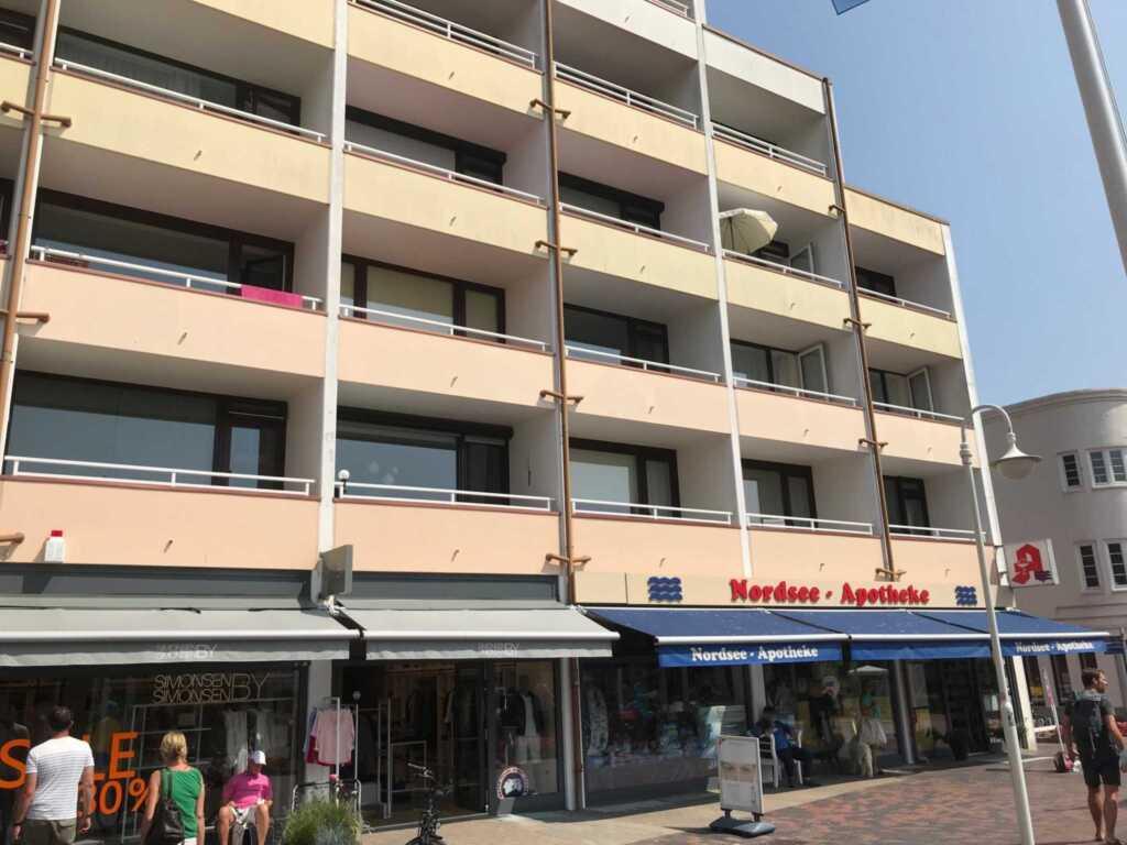 Haus Strandstrasse 22 strandnah in Westerland, 46