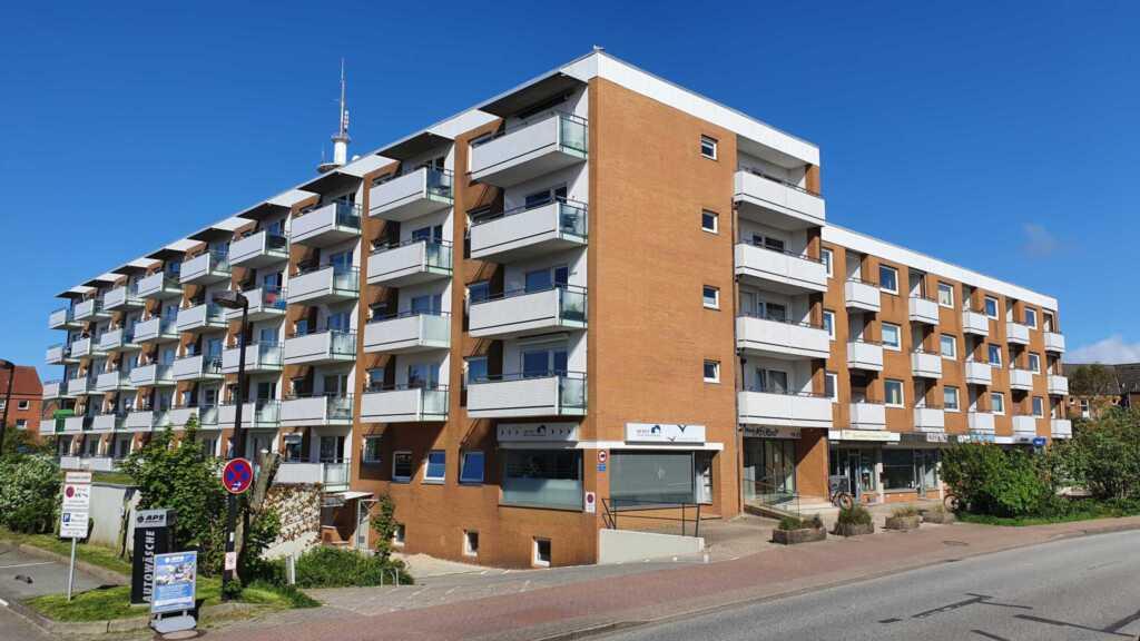 'Haus Nordland' zentrumsnah in Westerland, 75 App