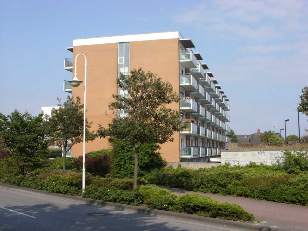 'Haus Nordland' zentrumsnah in Westerland, 117 Ap