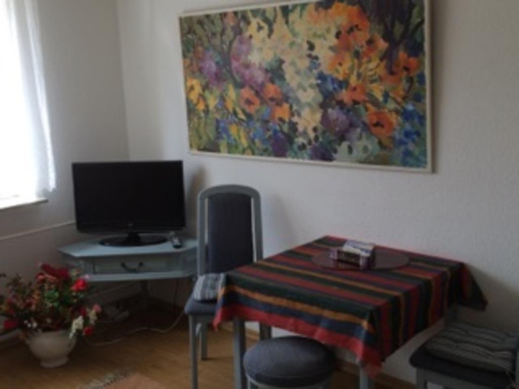 'Haus Ankerlicht' zentrumsnah in Westerland, App.