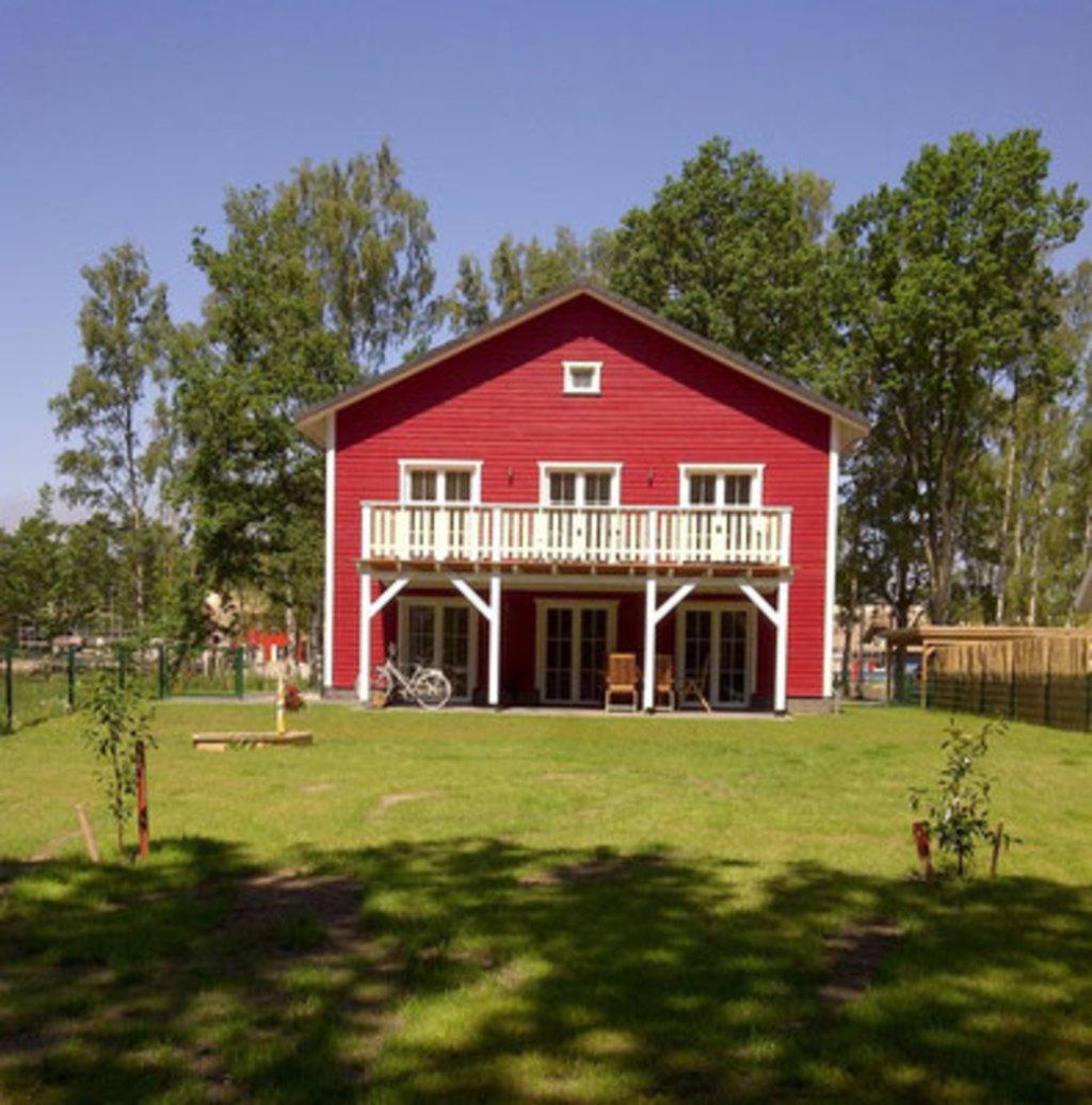 Ferienwohnung im Schwedenhaus Glowe, Ferienwohnung