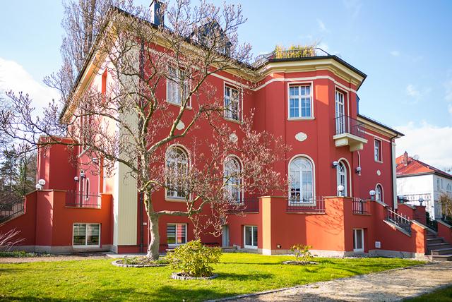 Villa am Park, Ferienwohnung