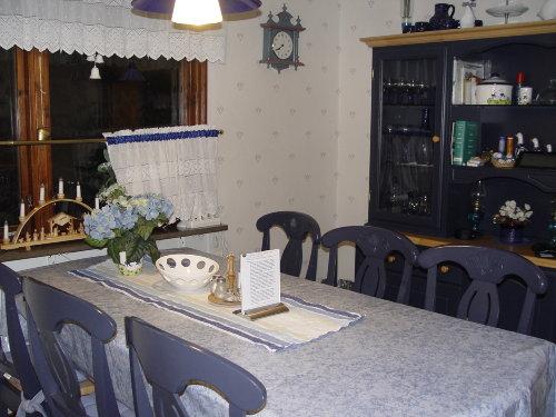 große Wohnküche