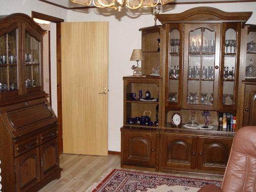 Möbelierung des Wohnzimmer unten