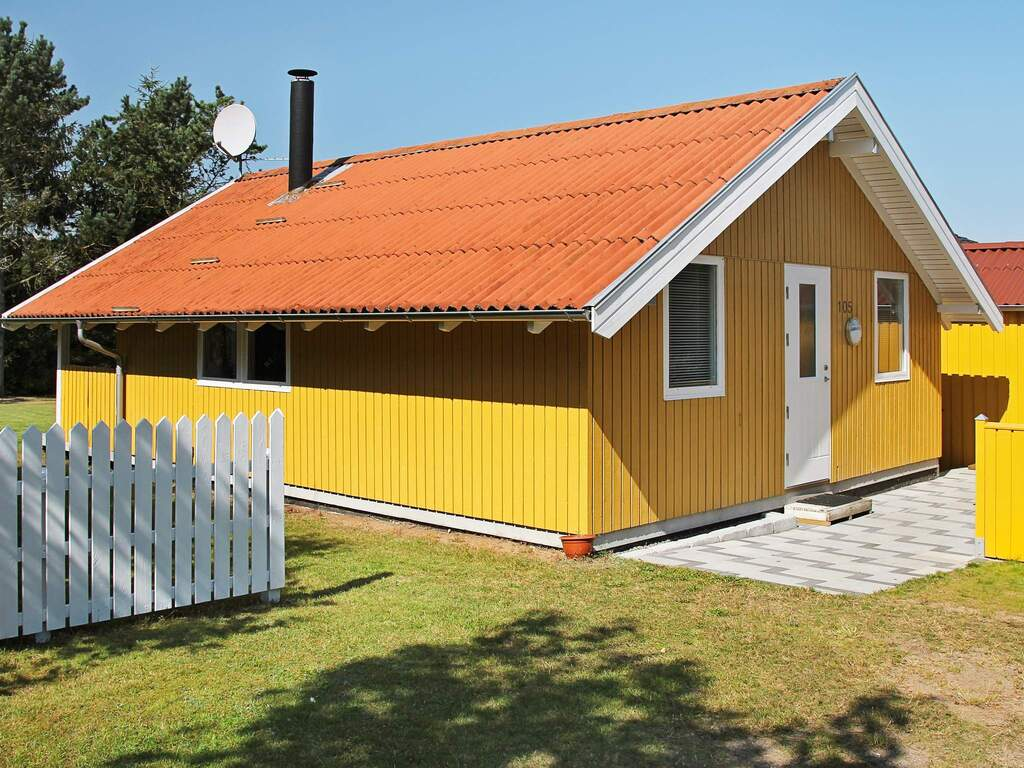 Zusatzbild Nr. 02 von Ferienhaus No. 37381 in Fårvang