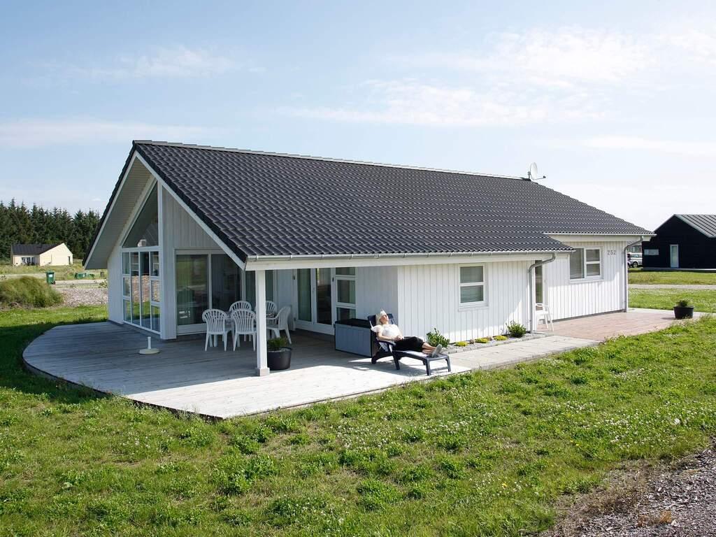 Detailbild von Ferienhaus No. 40085 in Brovst