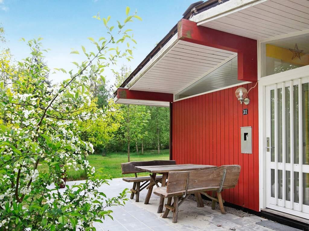 Umgebung von Ferienhaus No. 60545 in Højslev