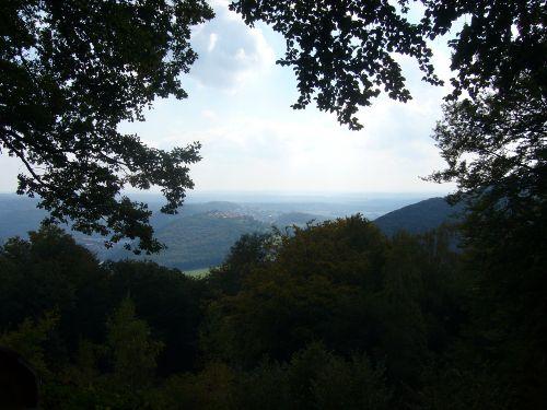 Goetheblick bei Neckarsteinach