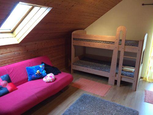 Schlafzimmer III (Kinderzimmer)