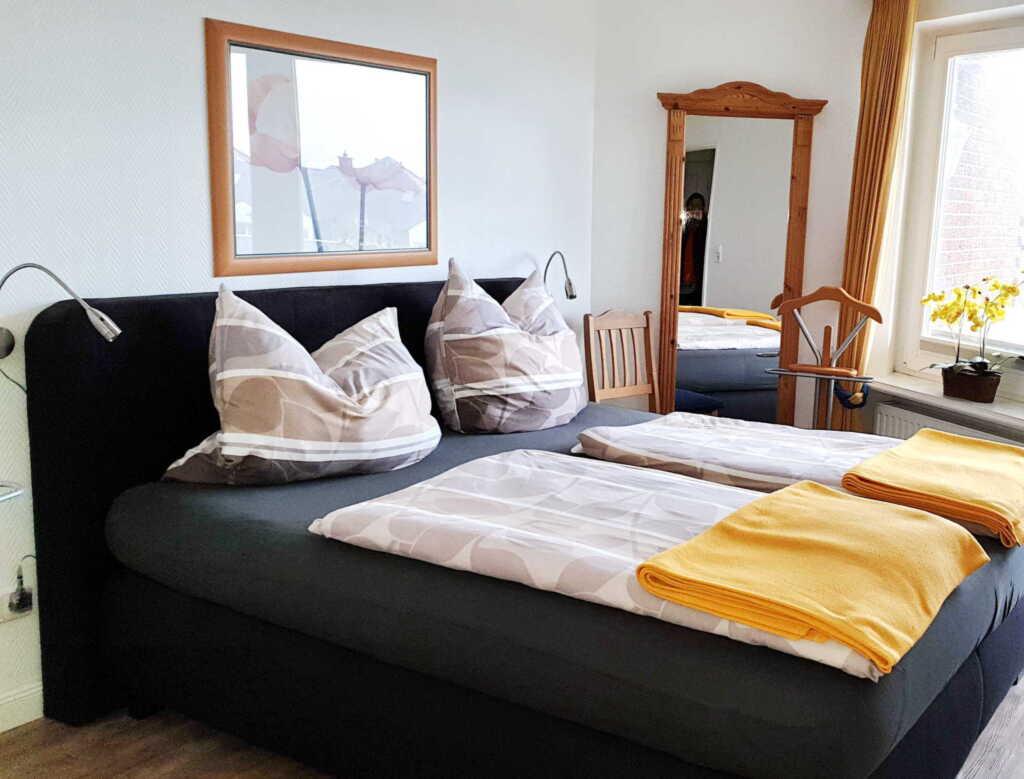 Heidrun Hoffmann, Nordmarkhof 2-Zimmer-Wohnung