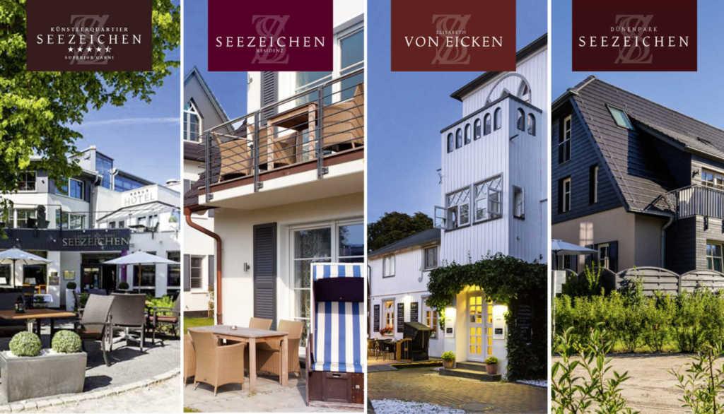 Hotel und Apartmentanlage Seezeichen, Künstlerquar