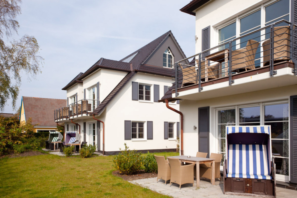Hotel und Apartmentanlage Seezeichen, Ferienwohnun