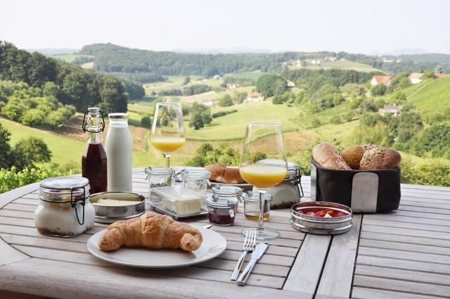 Weingarten-Resort Unterlamm Loipersdorf, Ferienwoh