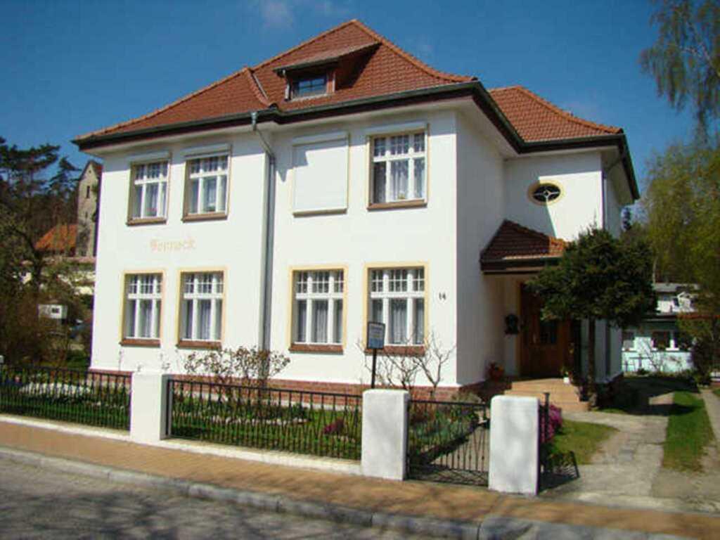Haus Sonneck, Dachgeschosswohnung