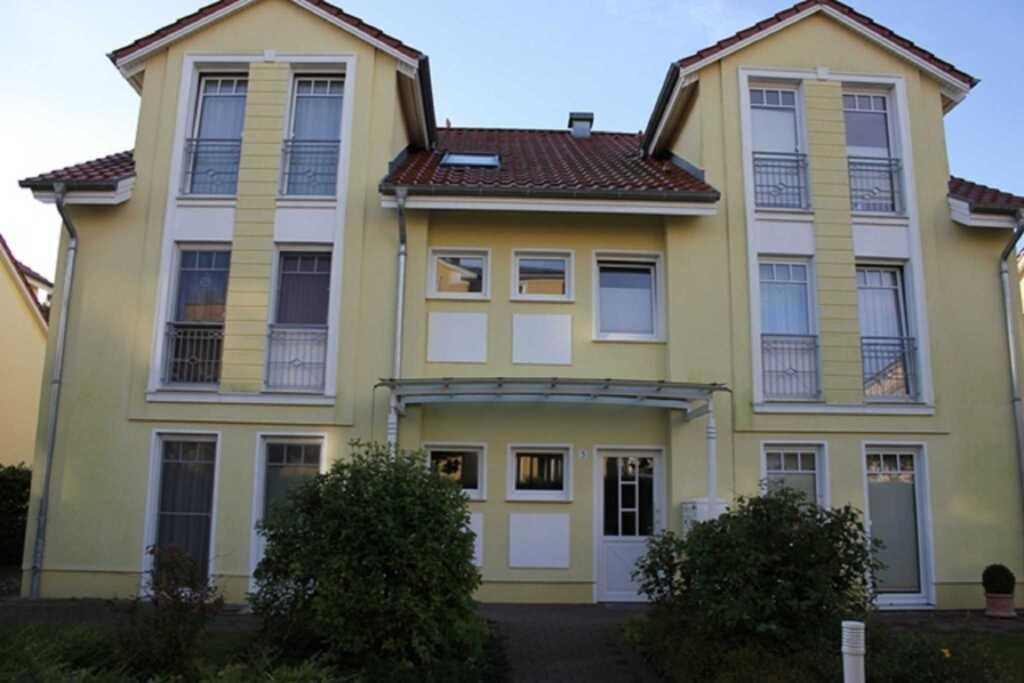 Schloonseevillen Bansin, Wohnung 15