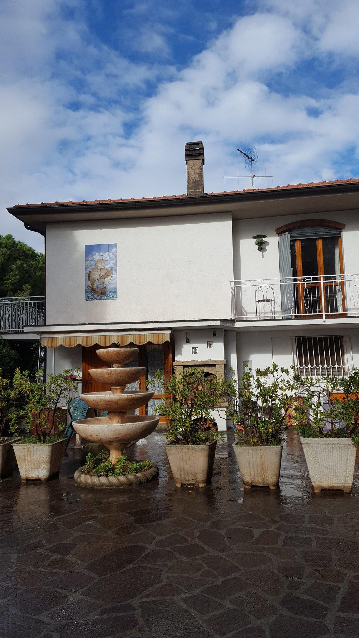 Villa il Veliero Außenansicht