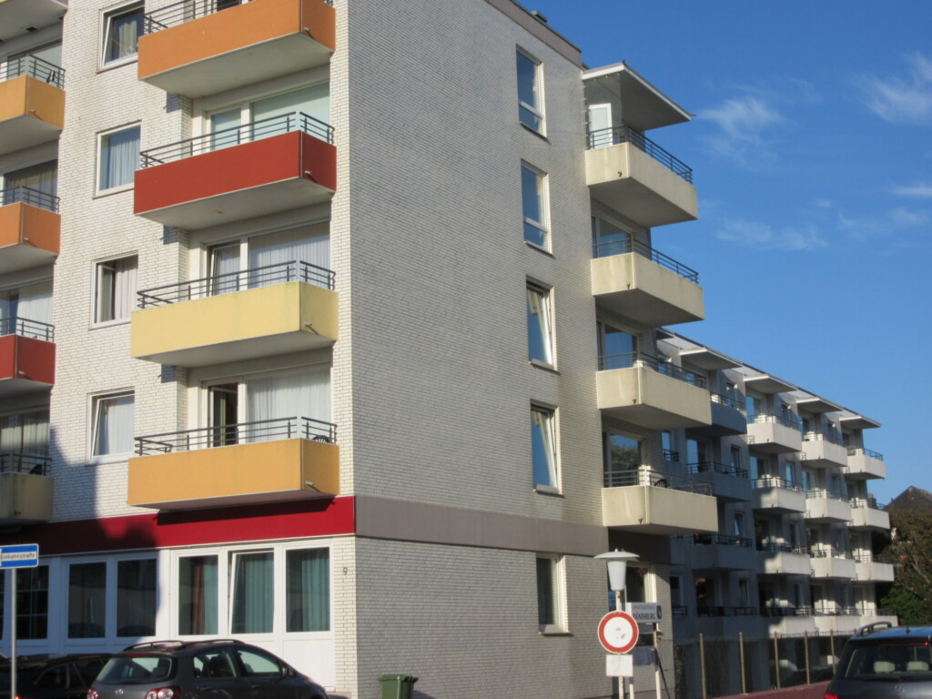 Haus Dünenburg, Appartement Nr. 1, Haus Dünenbur