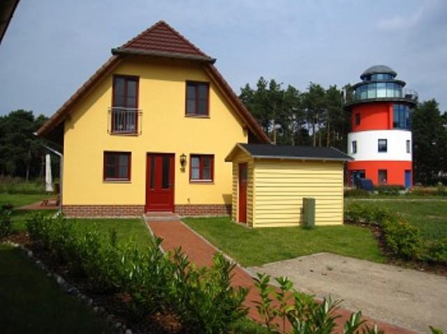 Ferienhaus am Leuchtturm