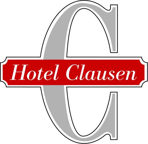 Hotel Clausen, Doppelzimmer 'Dachgescho�' Typ 2