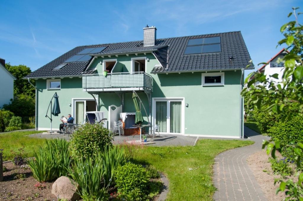Ferienhaus Lüttgrün, Wohnung i, 2-Raum-Wohnung