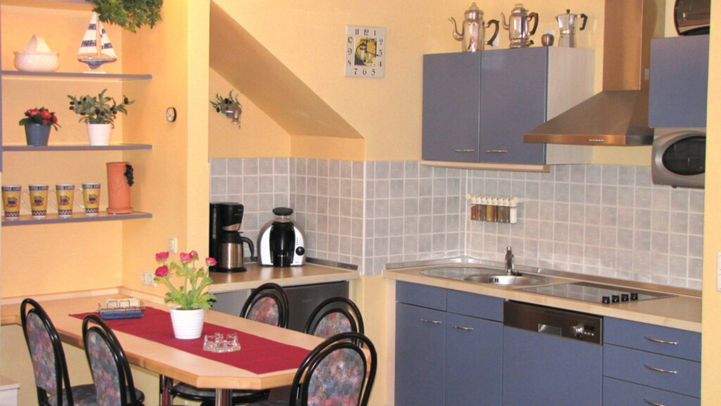 Ferienwohnung Bakenberg auf Rügen, 2-Zimmer-Wohnun