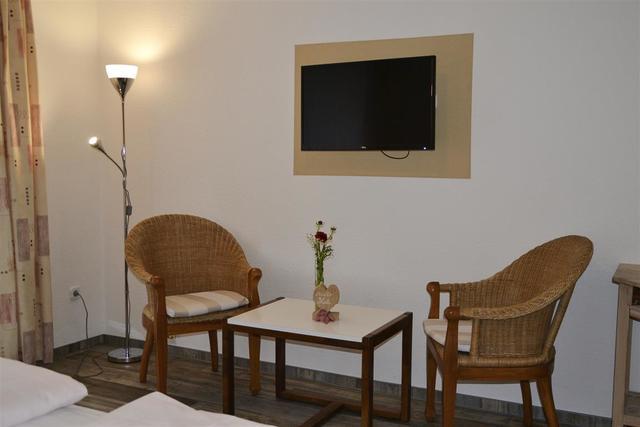 Landhotel Kunzental, Dreibettzimmer