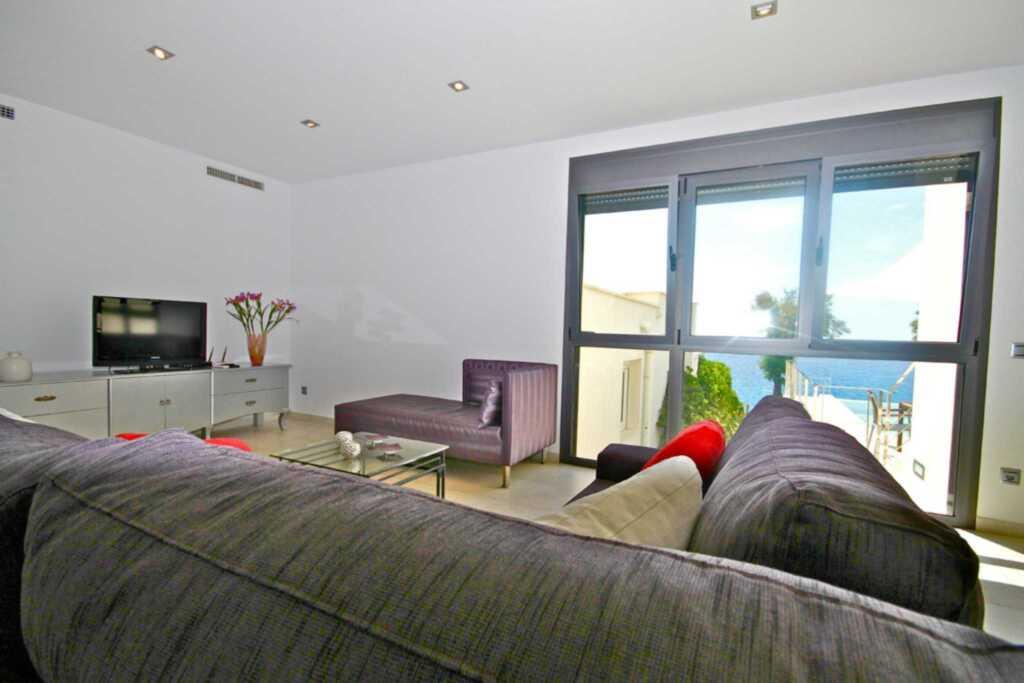 784532 Luxus Strandhaus Randemar